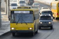 Ранее планировалось, что автобусы начнут работать уже сегодня, то есть 15 апреля.