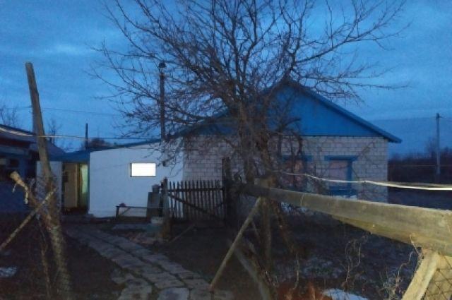 В Первомайском районе из обреза ружья застрелен многодетный отец.