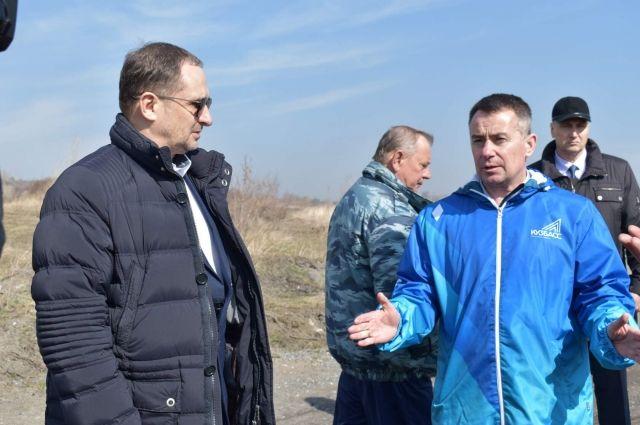 Режим ЧС введен на территории Киселёвского городского округа с 14 апреля.