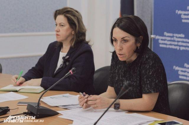 Министр в прямом эфире прокомментировала новотроицкий инцидент.