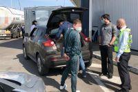 В Киеве предупредили сбыт нелегальных антисептиков суммой в 50 тыс гривен