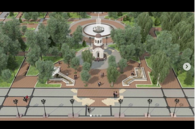 В Оренбурге на площади Ленина может появиться часовня.
