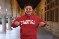 Арсен Томский сам недавно стал студентов Стэнфордского университета.