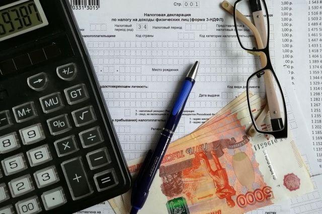 У фирмы была налоговая задолженность более миллиона рублей.