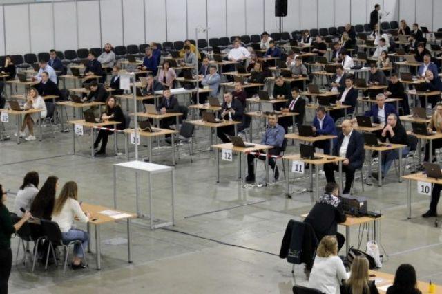 В Украине тест на общие способности прошло 75% прокуроров