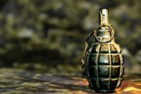 В Донецкой области женщина обнаружила гранату в своей газовой плите