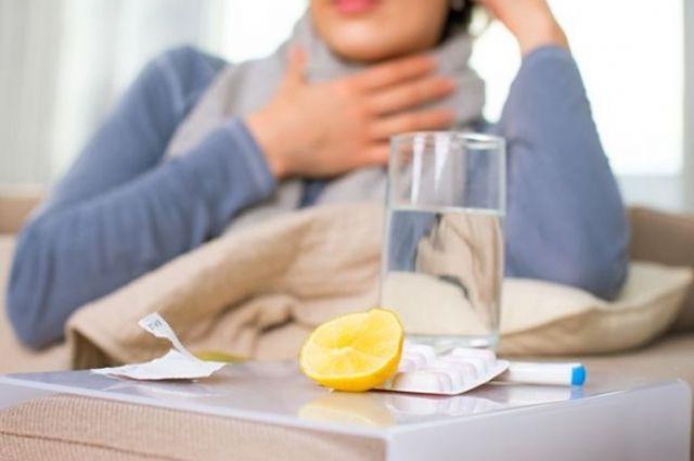 В Украине за неделю гриппом и ОРВИ заболело 75 тысяч человек