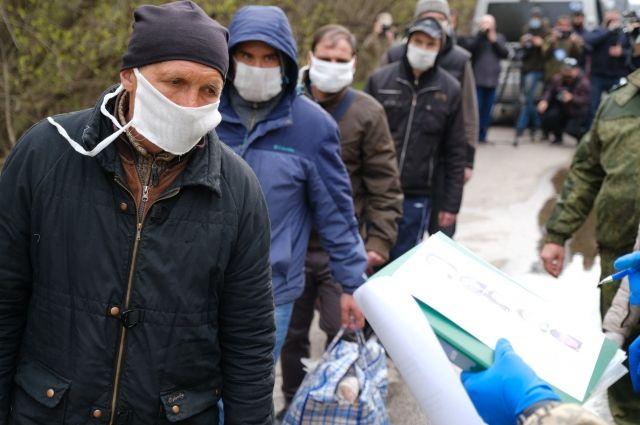 Украина завершила обмен пленными с ОРДЛО: список освобожденных