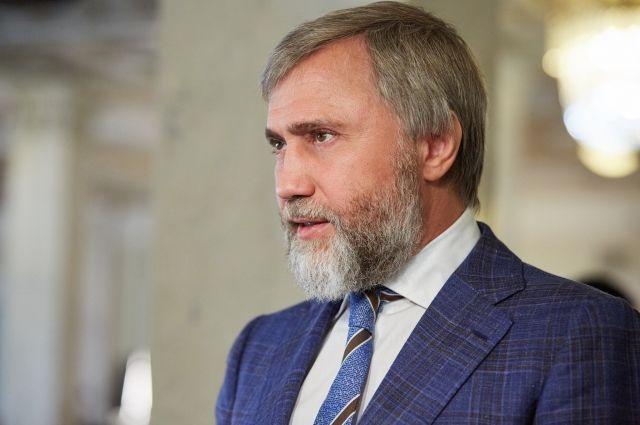Фонд Вадима Новинского направил на борьбу с COVID-19 свыше 80 млн грн