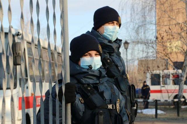 В Сумской области запретили находится в общественных местах на выходных