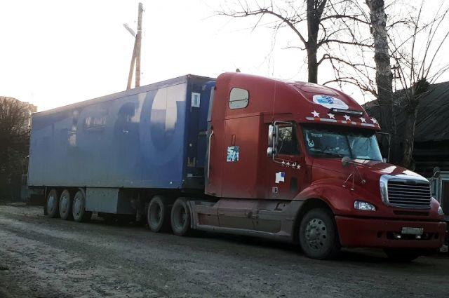 В Тюмени этой весной не будут ограничивать движение грузовиков по городу