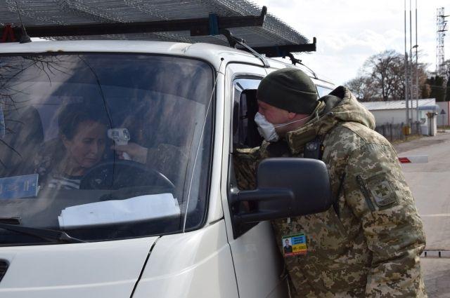 Ограничения на въезде в Киев: как будет работать температурный контроль