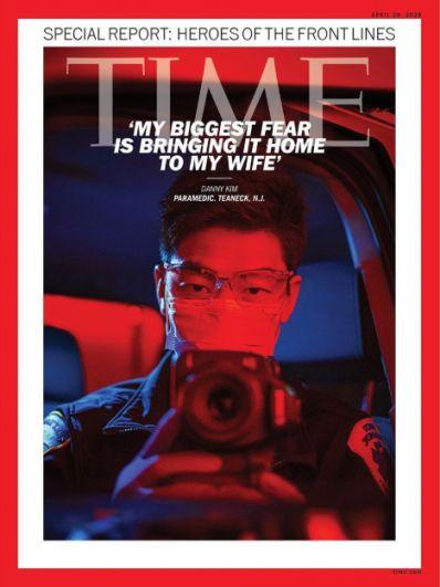 Фотограф и парамедик из Нью-Джерси Денни Ким.