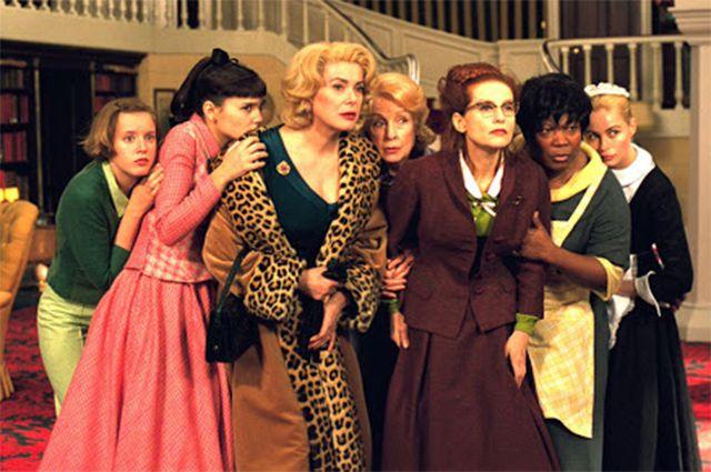 «8 женщин», 2002 год.