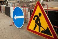 Транспорту перекроют дорогу из-за ремонтных работ на тепловых сетях.