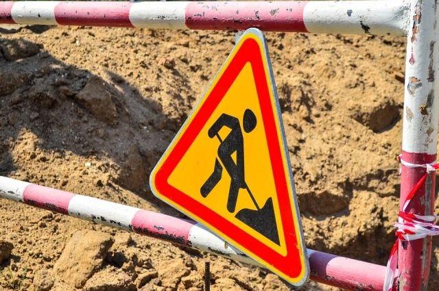 Корректировки в работы могут вноситься в связи с неблагоприятными погодными условиями.