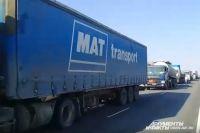 На границе в Оренбуржье у двоих водителей диагностировали коронавирус