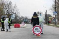 Контроль на въездах в Киев: у 40 человек обнаружили повышенную температуру