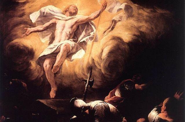 Лука Джордано. «Воскресение»