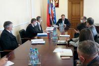 Во встрече приняли участие руководители крупнейших санаториев