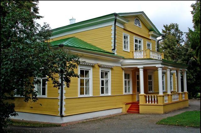 Музей-заповедник А. С. Пушкина «Болдино».