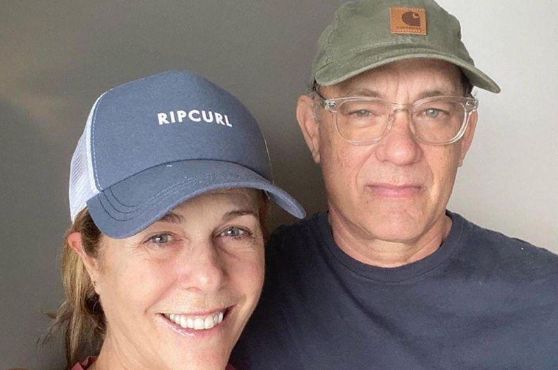 Том Хэнкс. У Хэнкса и его супруги Риты Уилсон обнаружили коронавирус в Австралии, где шли съемки байопика о жизни Элвиса Пресли. 17 марта актера и его жену выписали из больницы, после чего они находились на карантине.
