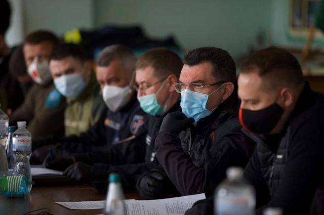 СНБО изучит причастность владельцев земель к пожарам в Житомирской области