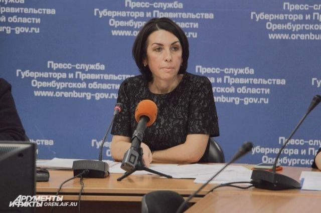 Министр здравоохранения Оренбуржья рассказала о карантине в Абдулино