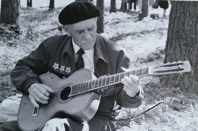 Гитара помнит. Тверь. 2005 год.
