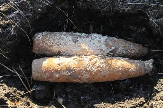 За выходные в Калининграде сапёры обезвредили два боеприпаса