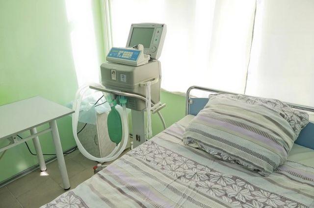 В Оренбуржье 8 пациентов с covid-19 находятся в реанимации.