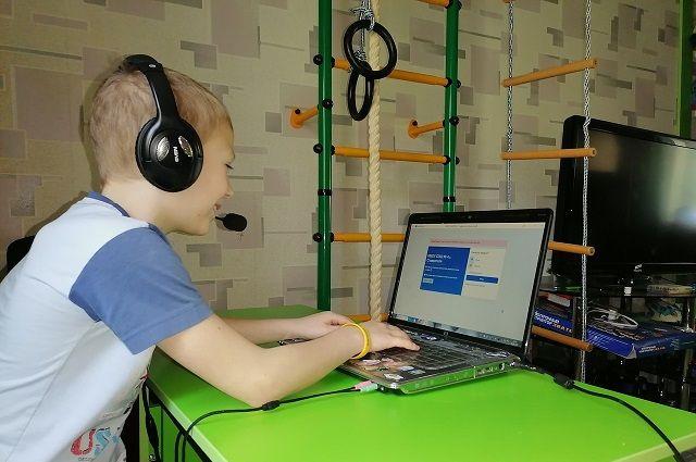 Детей онлайн-обучение устраивает больше, чем взрослых