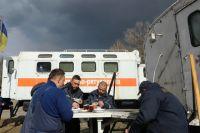 Тушение пожаров в Чернобыльской зоне: в ГСЧС показали быт спасателей