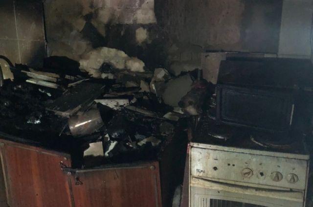 В Оренбурге мужчина погиб из-за неисправного электрооборудования.