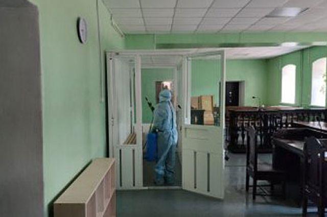 В Чернигове у одного из участников судебного процесса обнаружили COVID-19