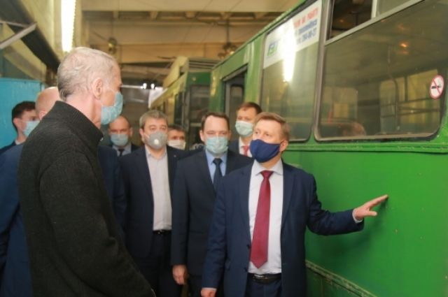 Дзержинский филиал МКП «ГЭТ» сократил число троллейбусов с 62 до 40 единиц.
