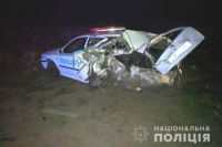 В Ровенской области произошло ДТП: пострадали полицейские
