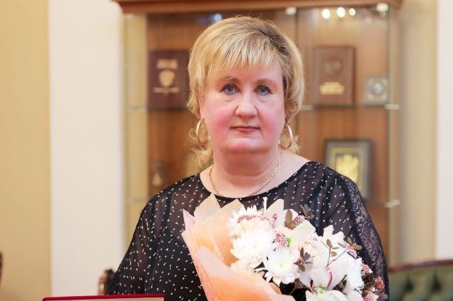 Губернатор края лично поблагодарил Галину Иванченко.
