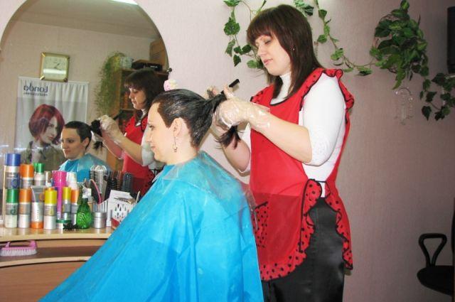 С 20 апреля парикмахеры снова вышли на работу.