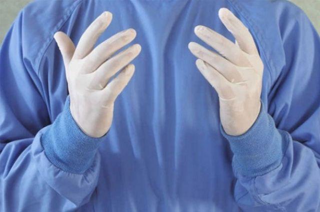 В больнице в Одесской области зафиксировали вспышку заражения COVID-19