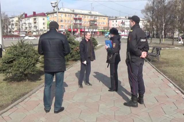 СК организовал проверку информации в СМИ о массовых гуляниях новосибирцев в режим самоизоляции.