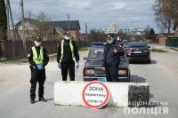 В Тернопольской области закрыли на въезд город Почаев