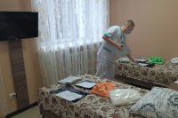 Вернувшиеся из Турции жители Тюменской области находятся в «Градостроителе»