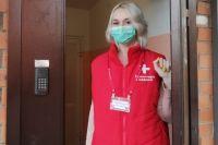 Девушка совмещает работу медсестры, учёбу в вузе и волонтёрство.