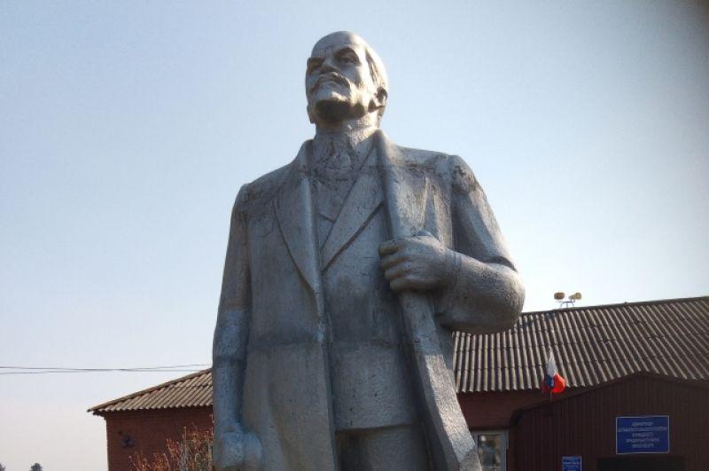 Село Бергамак Муромцевского района. Ильич.