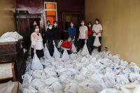 КГГА: более 25 тысяч малообеспеченных киевлян получили продуктовые наборы