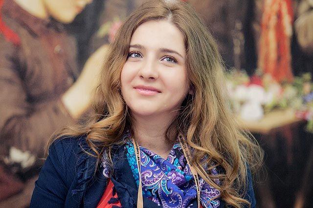Анна Алиева-Хрусталёва.