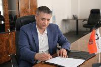КрАЗ и администрация Советского района подписали соглашение о социально-экономическом партнерстве.