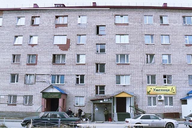 У шести жильцов бывшего общежития – коронавирусная инфекция