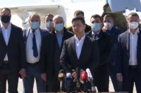 «Мрия» доставила в Украину рекордный груз медсредств из Китая